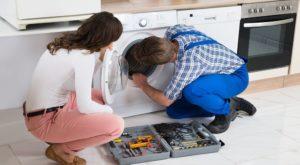 wasmachine geeft wel water maar draait niet